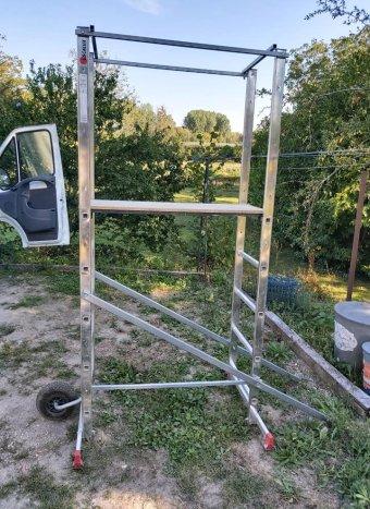 Location échafaudage de jardinier à Baule (45130) et Beaugency