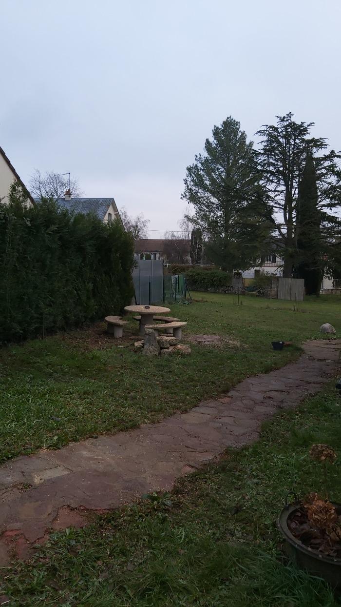 chantier abattage à villorceau 45190