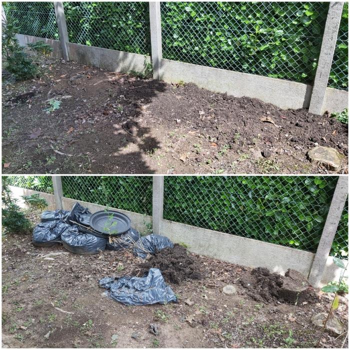 chantier débarrassage à Beaugency 45190