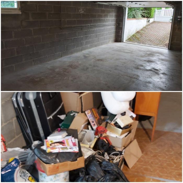 débarrassage sous-sol à Beaugency 45190
